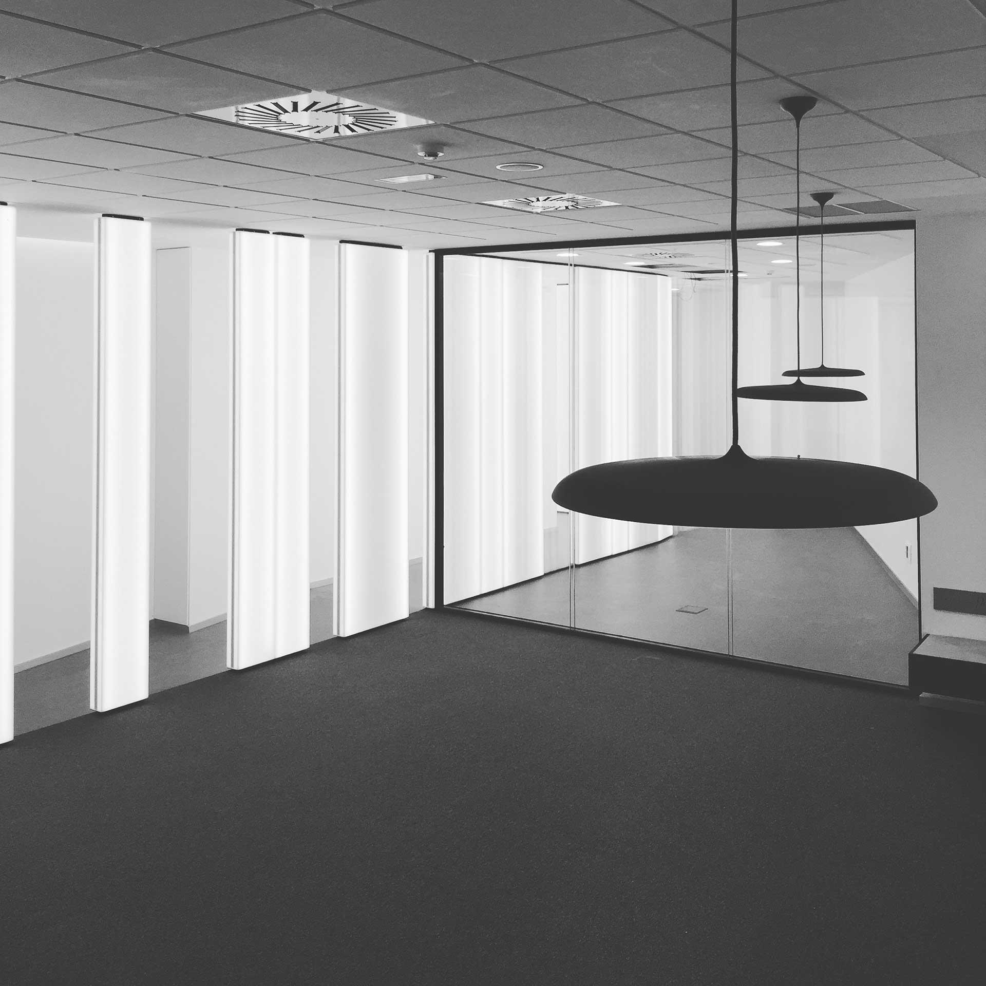 Lusquiños - Proyecto Oficinas CN